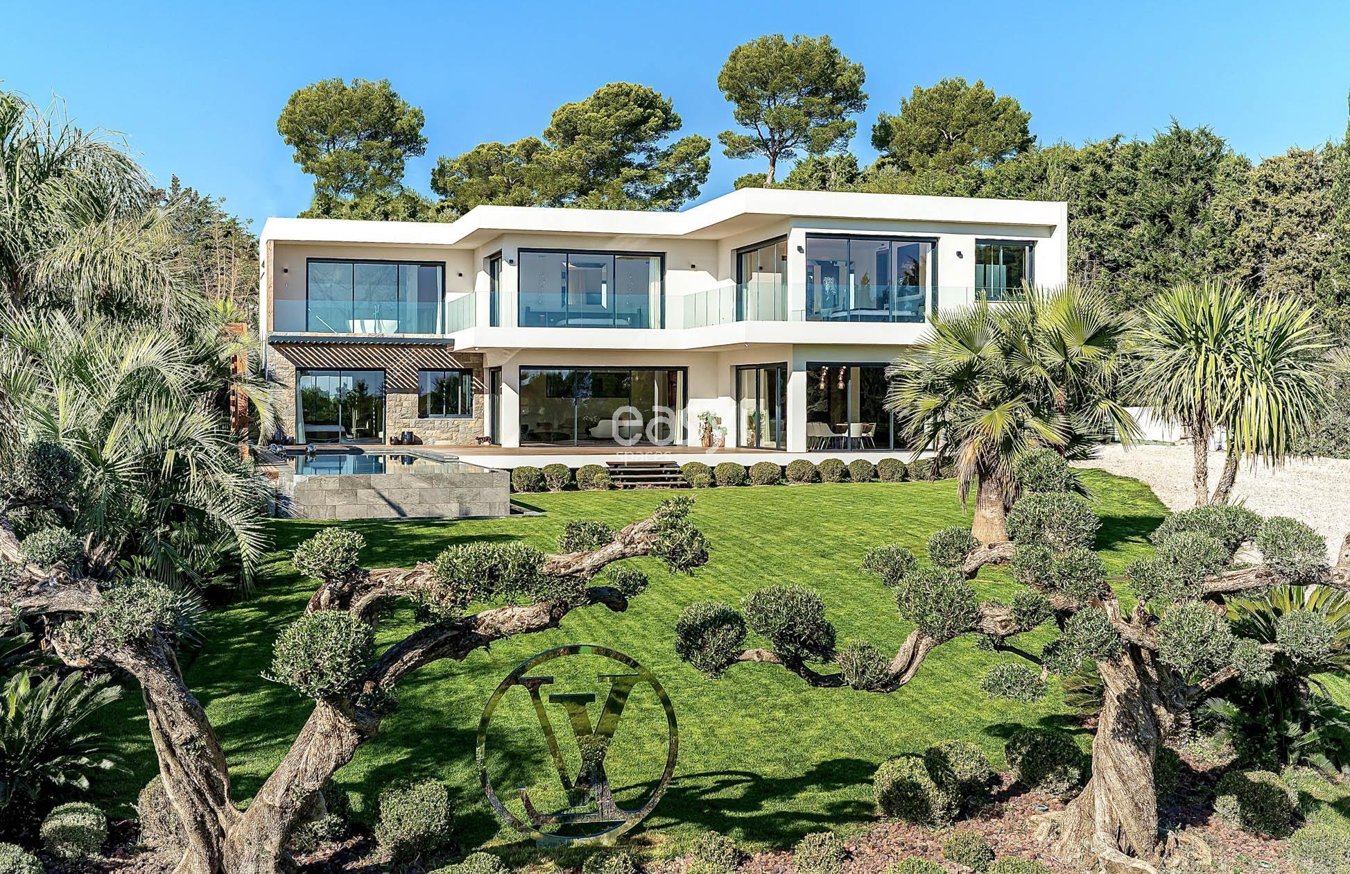 Location Villa Contemporaine Vue Mer Pour Productions Photos Et