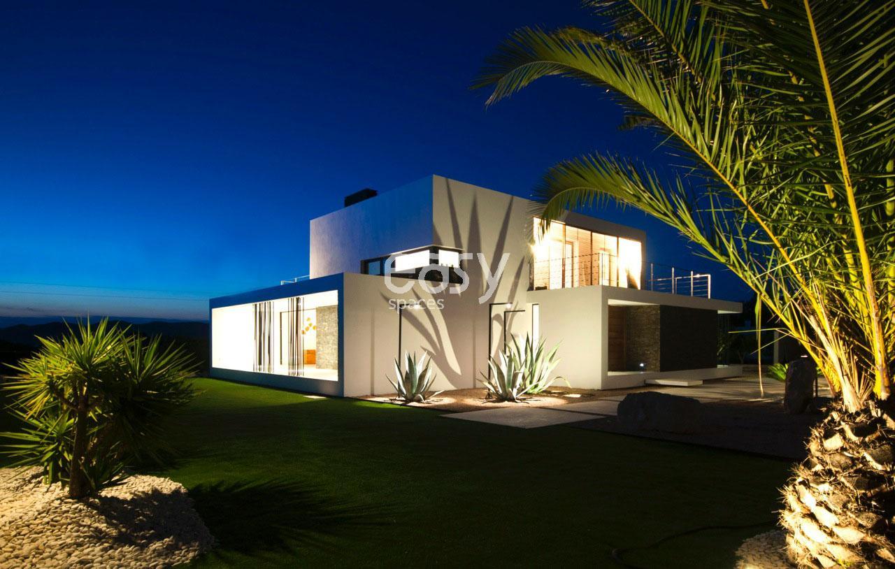 louer une villa ultra contemporaine pour photos tournages