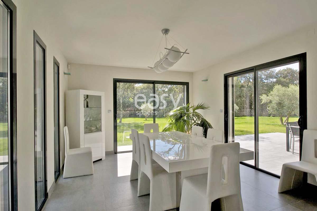 Maison contemporaine pour photos tournages et v nements - Maison moderne 150m2 ...