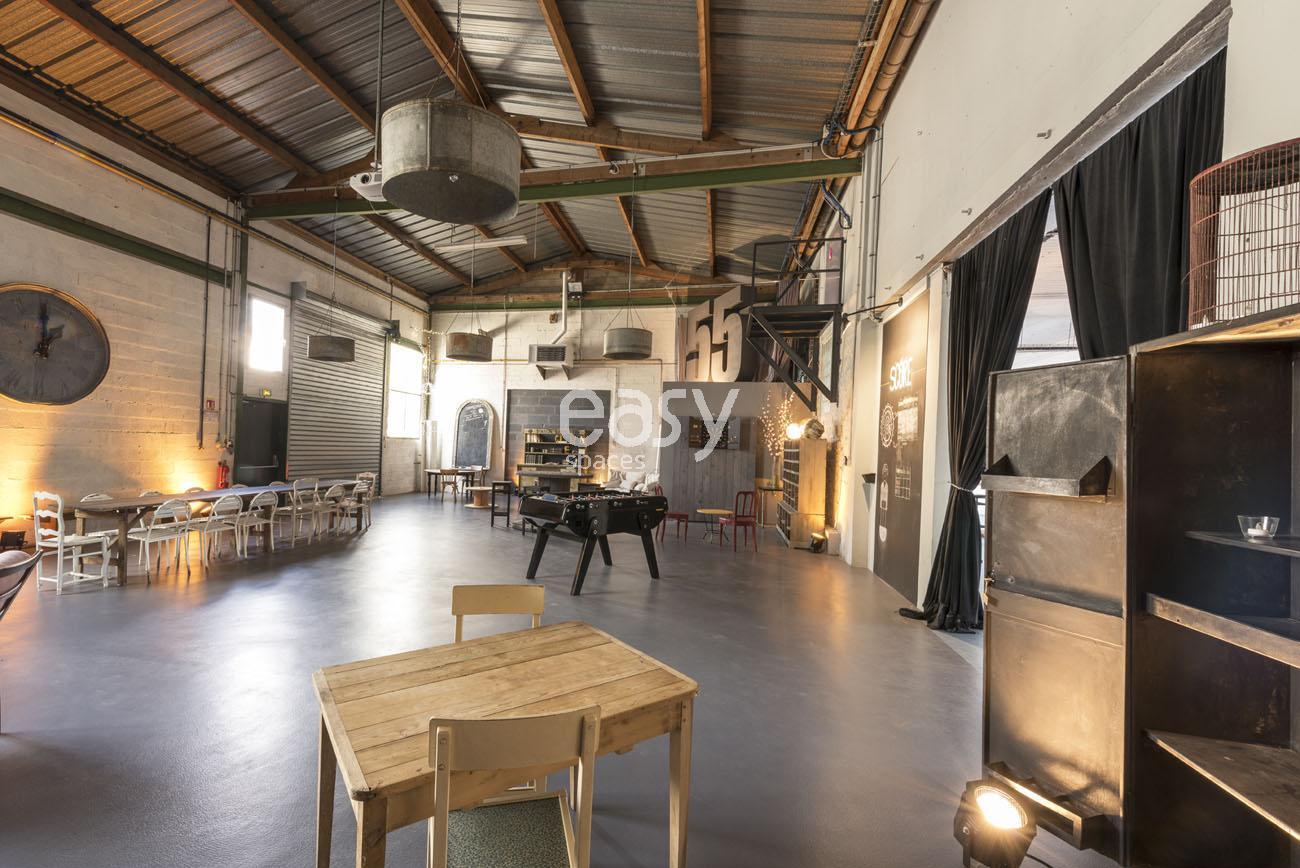 Espace atypique shooting tournage ev nement paris lieux for Location local commercial atypique paris