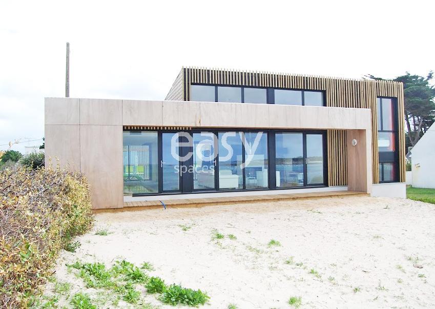 Maison moderne bretagne maison b 1 maison neuve maison - Plan de maison bretagne ...