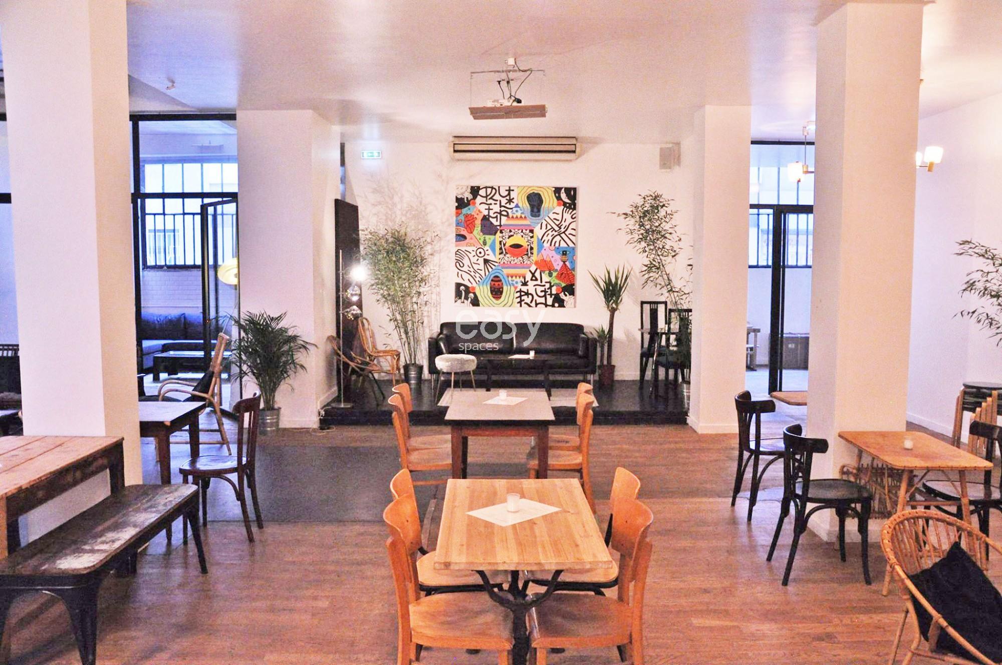 espace atypique shooting tournage v nementiel paris lieux. Black Bedroom Furniture Sets. Home Design Ideas