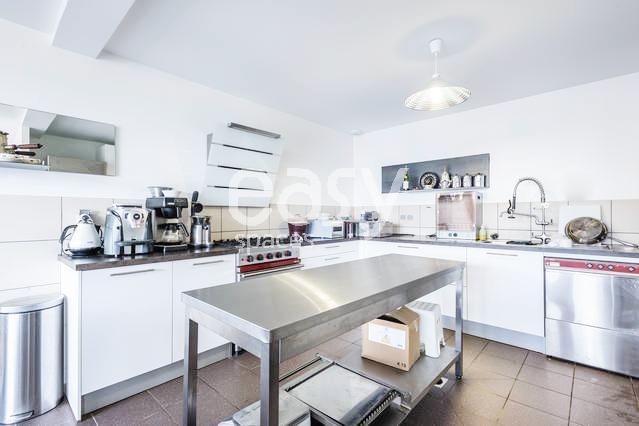 location maison moderne pour tournages et evenements rhône-alpes ... - Location Cuisine Professionnelle