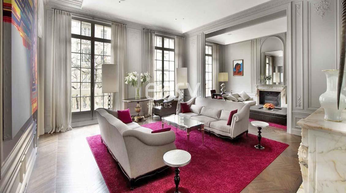 Appartement Haussmannien pour Shooting et Tournages Paris Lieux Lieu ...