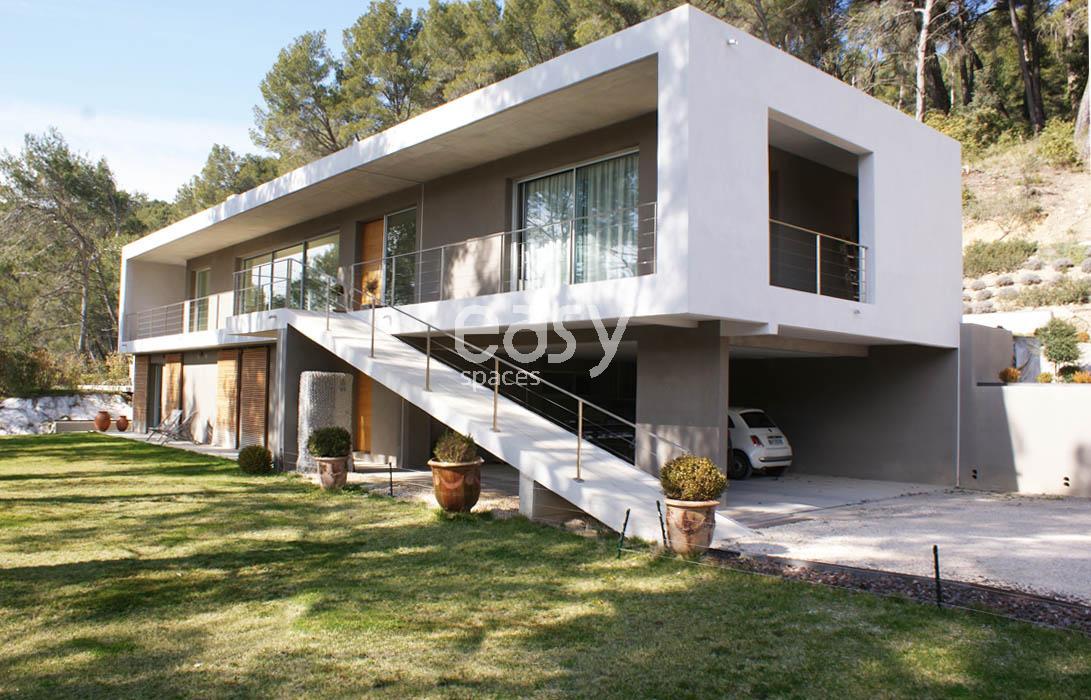 Louer une villa moderne pour v nements photos et tournages sur aix en proven - Louer sa maison pour tournage ...