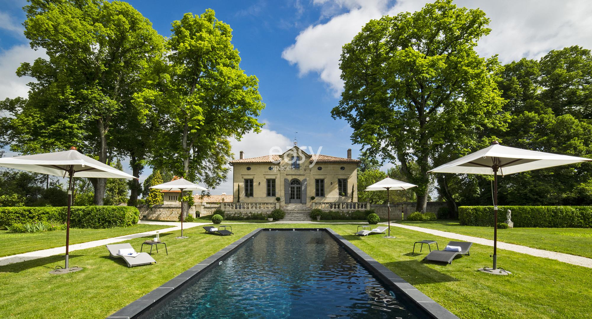 location lieux de tournage Bordeaux sud ouest france