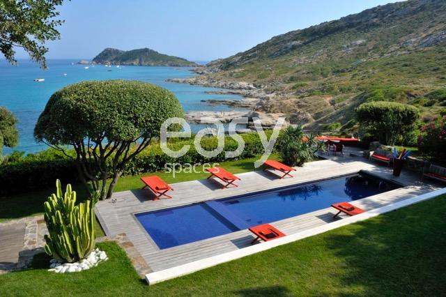 Location maison pour photos et tournages avec piscine vue mer saint tropez lieux lieu louer - Location maison pour film tournage ...