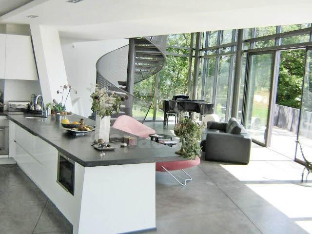 Location De Villa D 39 Architecte Avec Piscine Pr S D 39 Aix En Provence Et De Marseille Pour Photo