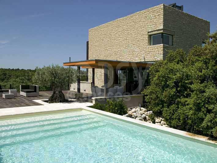Location maison en pierre avec piscine pour photos et - Location maison avec piscine luberon ...