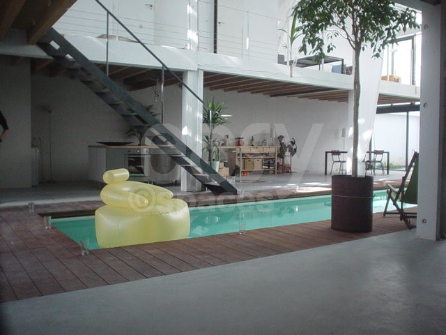 Location loft avec piscine pour photos tournages et for Alentour piscine