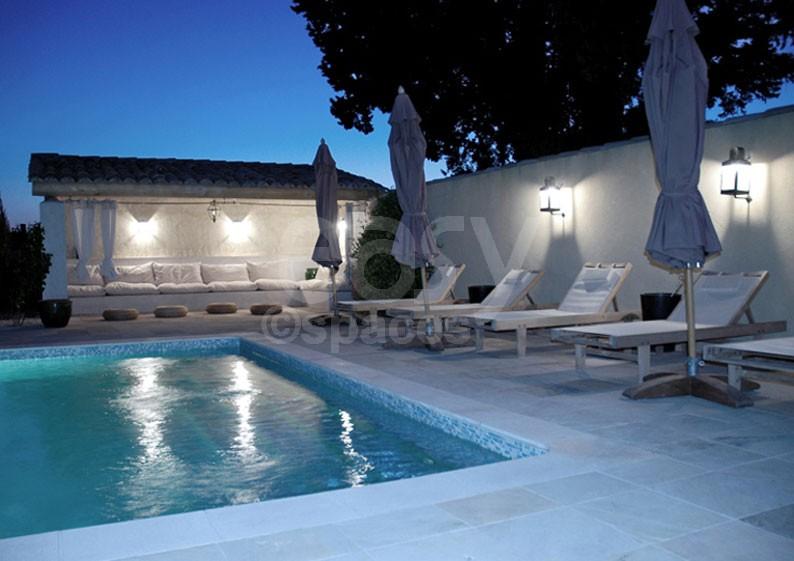 Location bastide avec piscine pour prises de vues photos - Location luberon piscine ...