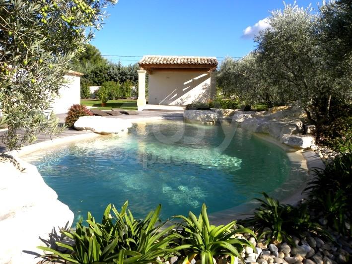 Location Villa Avec Piscine Et Champ D 39 Oliviers Pour