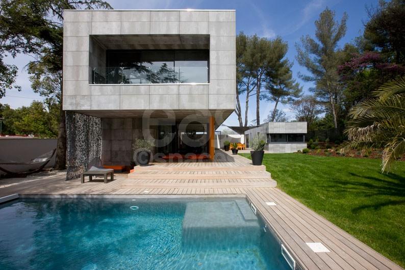 Location maison d 39 architecte avec piscine pour photos - Louer sa maison pour des tournages ...