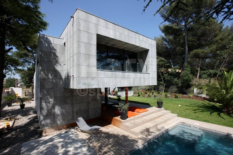 Location Maison D 39 Architecte Avec Piscine Pour Photos