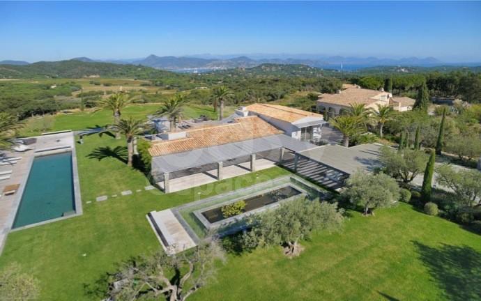 Location De Villa Prestige Avec Piscine Vue Mer Photos Tournages