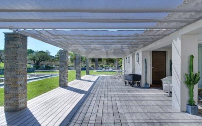 Location De Villa Prestige Avec Piscine Vue Mer Photos Tournages - Location villa dans le var avec piscine