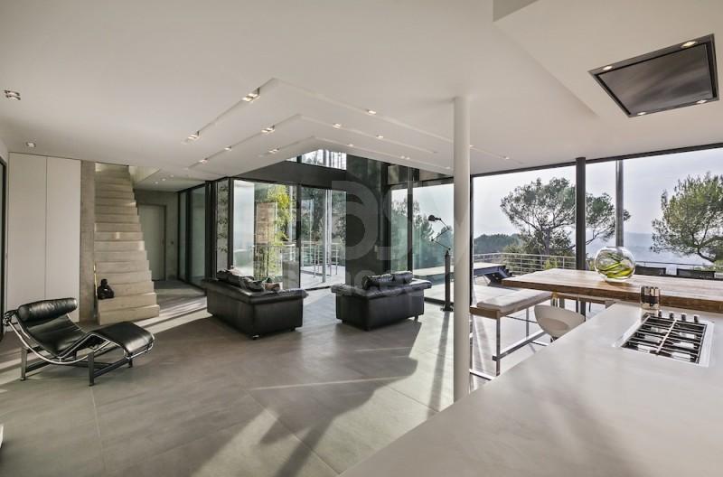 Location villa d 39 architecte pour shooting professionnels - Petite maison d architecte ...