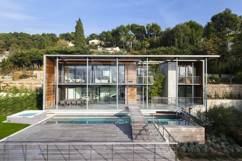 maison architecte cannes