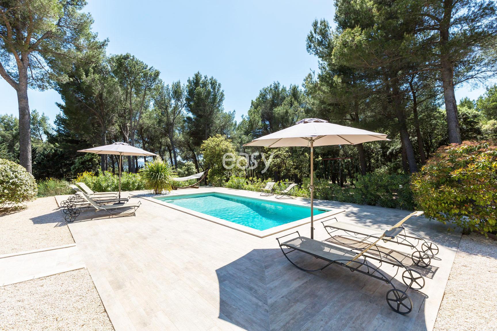 Piscine pour maison elegant petit mas avec piscine prive - Piscine saint vincent de tyrosse ...