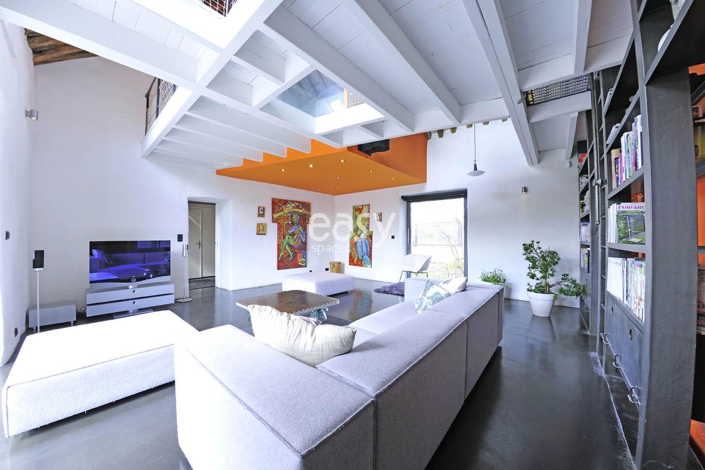 Louer une maison contemporaine pour photos et tournages for Maison moderne nantes