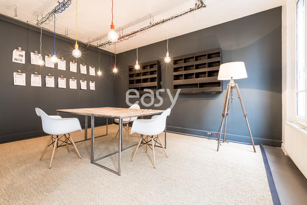 Espace v nementiel atypique paris lieux lieu louer pour for Studio atypique paris