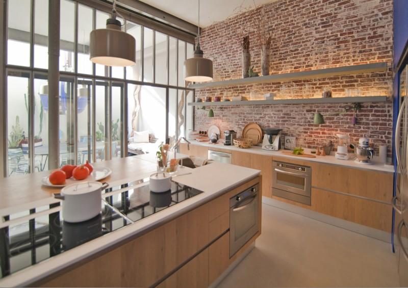 loft contemporain pour photo lyon