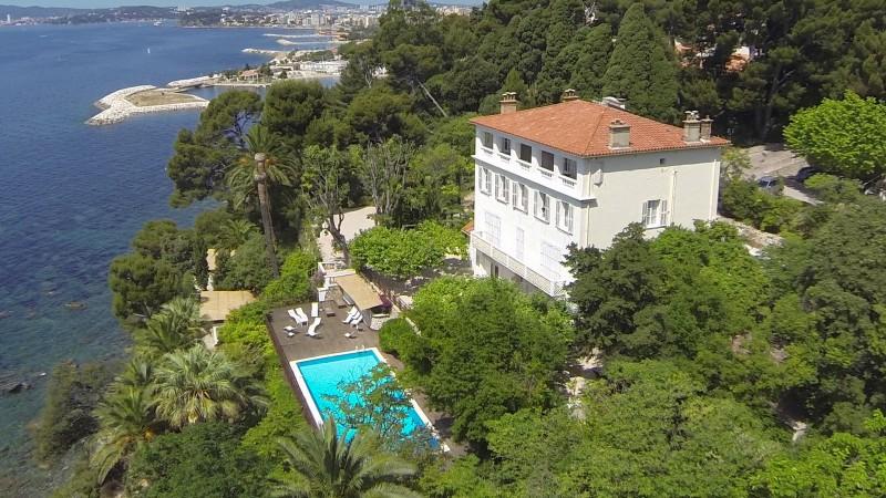 Location de maison de luxe pour réception réunion Toulon 83 Var