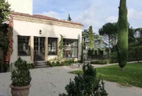 maison avec piscine luxueuse pour shooting Rhône Alpes