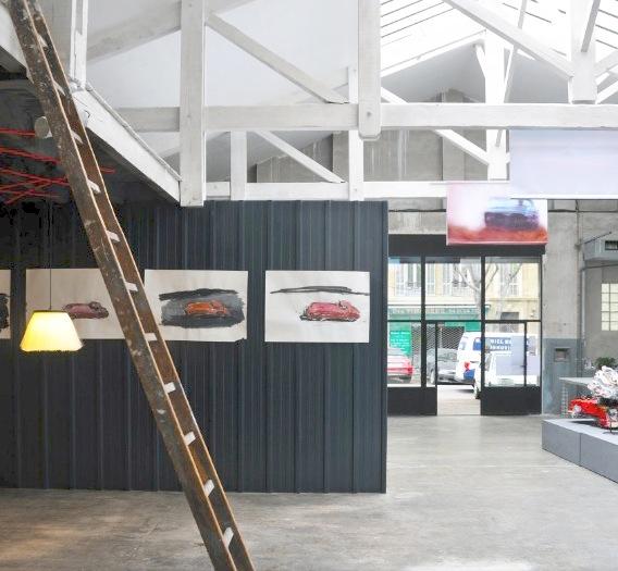 Cherche loft design sur Marseille