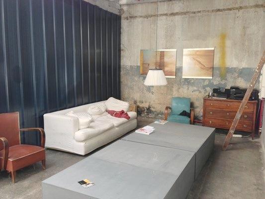 Loft contemporain pour décor de tournages ou production photos