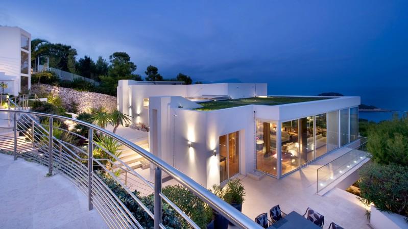 louer une villa contemporaine pour une production photo à nice