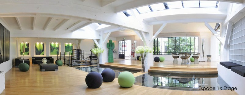 Louer un loft contemporain pour un shooting photo dans paris