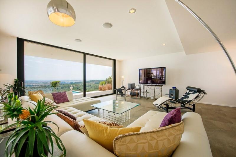 louer une villa moderne pour un lancement de produit