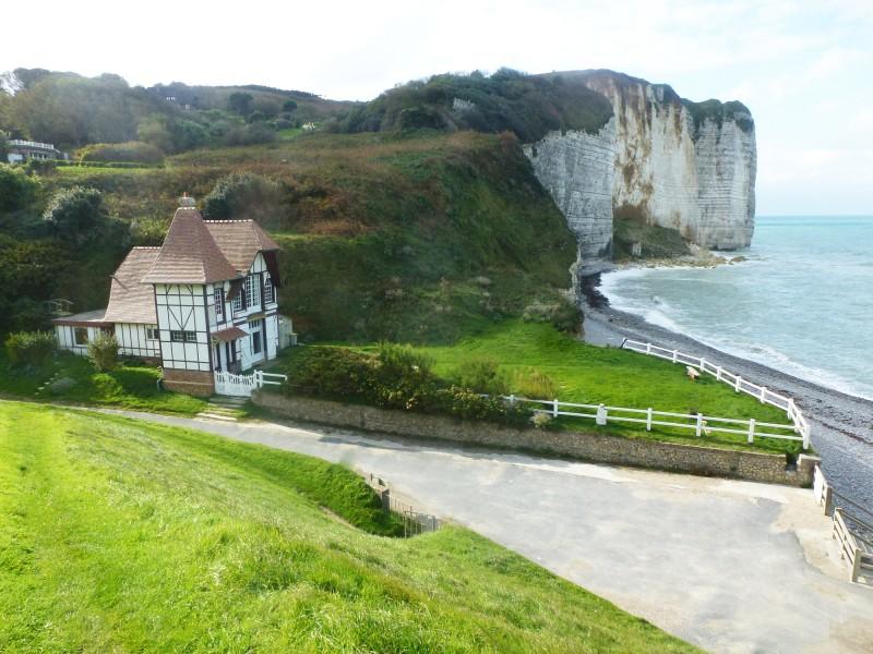 maison avec vue mer pour tournage