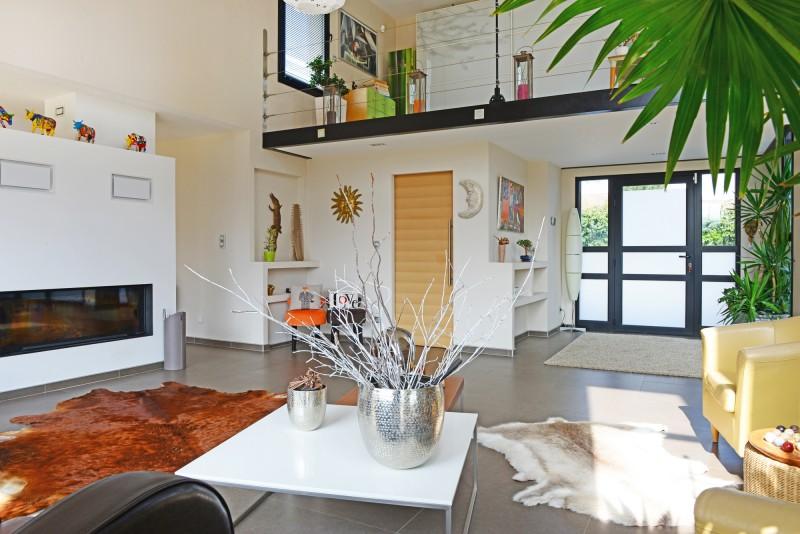 louer une maison moderne pour prise de vue