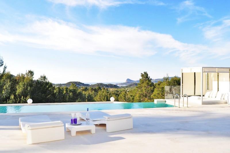maison moderne à louer pour production photo Ibiza