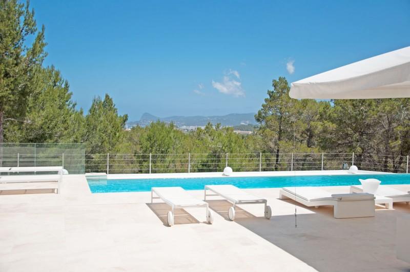 Maison très moderne pour shooting et tournage Ibiza