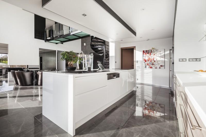 Villa contemporaine à louer pour shooting, tournage