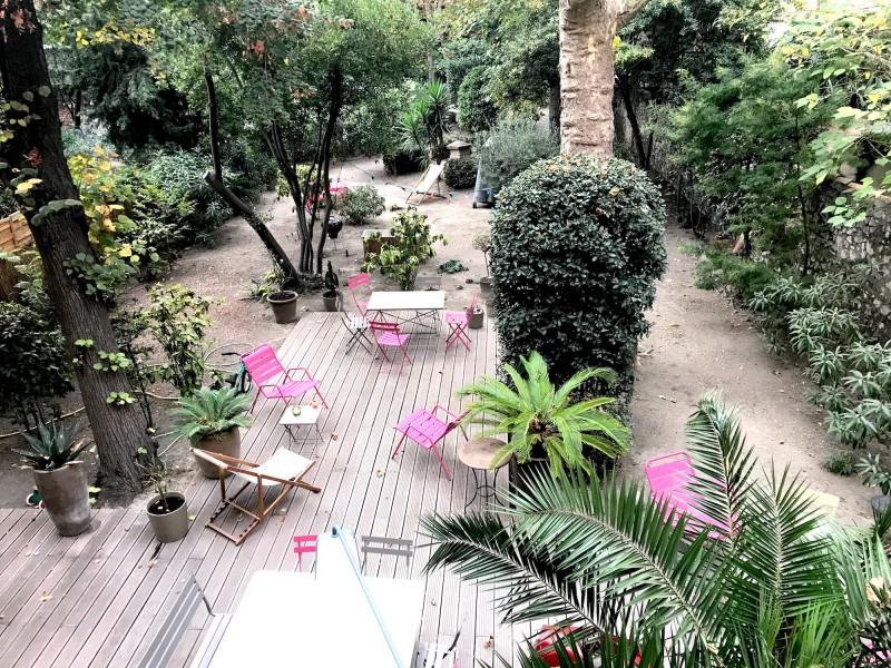 Location de Lieu de tournage avec jardin Marseille