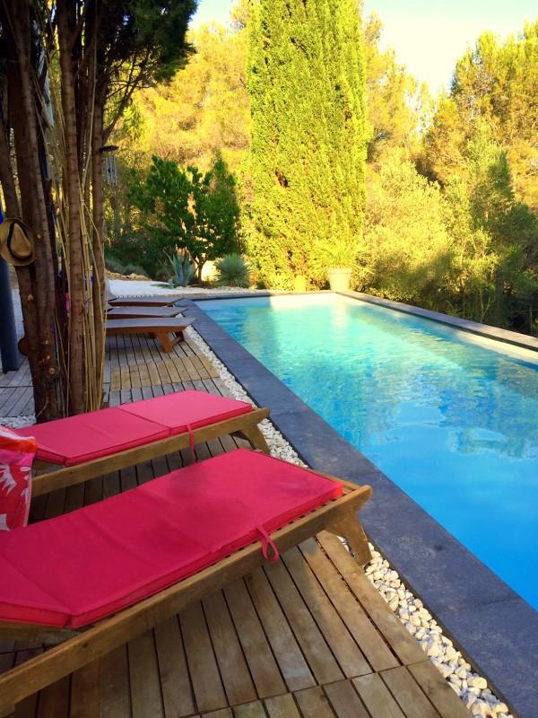 villa contemporaine avec piscine pour tournage marseille