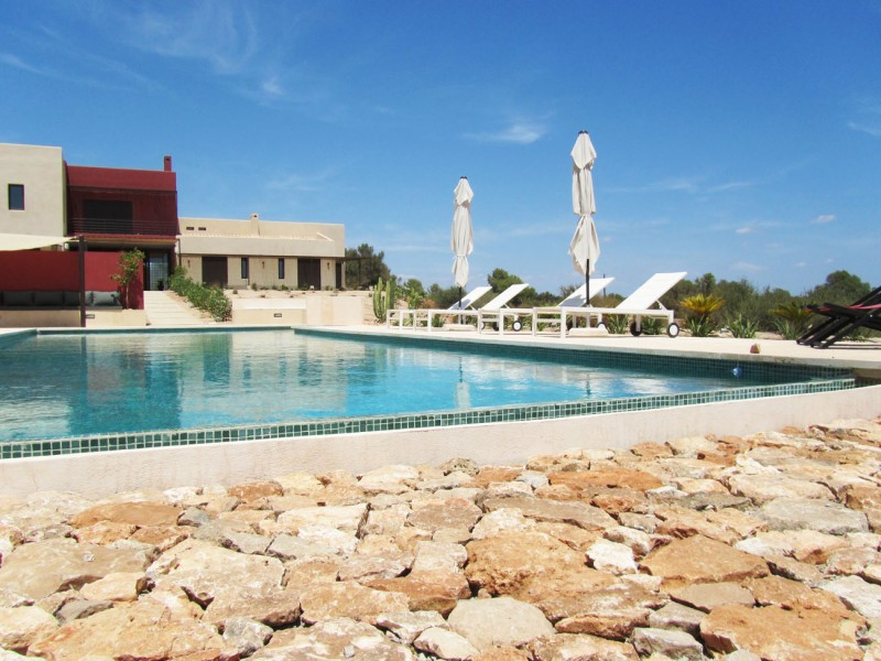 villa contemporaine prises de vues majorque