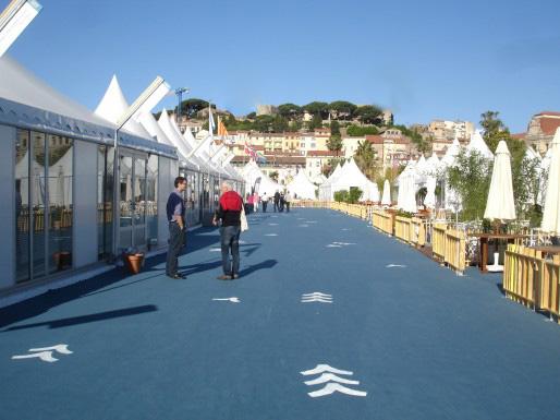 comment trouver un lieu événementiel à Cannes