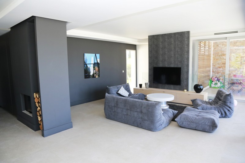 maison contemporaine pour prises de vues Marseille