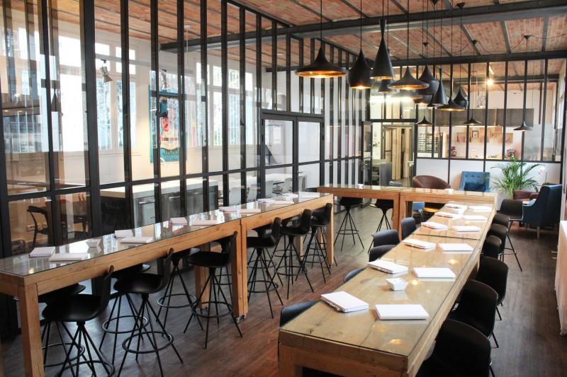 espace pour show culinaire paris