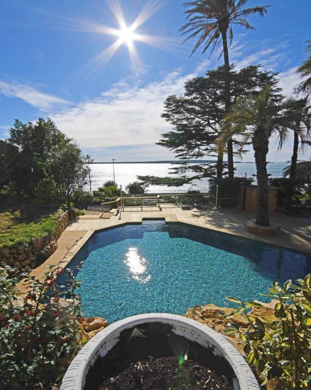 Villa avec vue mer pour photos et tournages