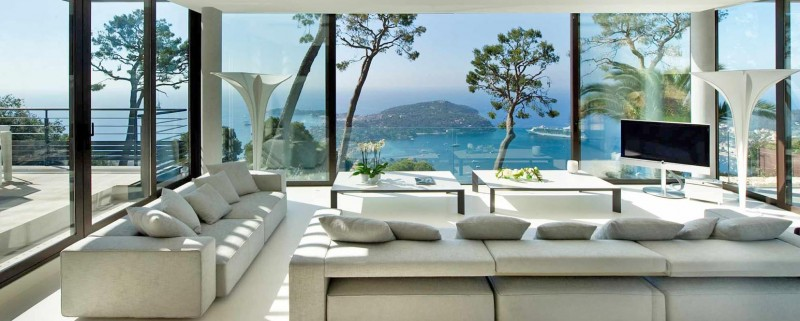Villa luxueuse pour un tournage de film, Monaco