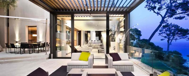 Louer une villa contemporaine pour des prises de vues photos