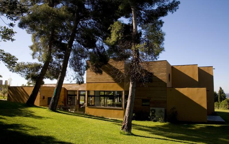 Louer une maison en bois contemporaine pour photo et tournage aix en provence - Louer sa maison pour le cinema ...