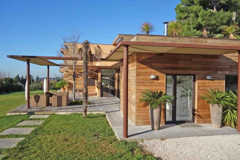 louer une maison en bois contemporaine pour photo et tournage aix en provence lieux lieu louer