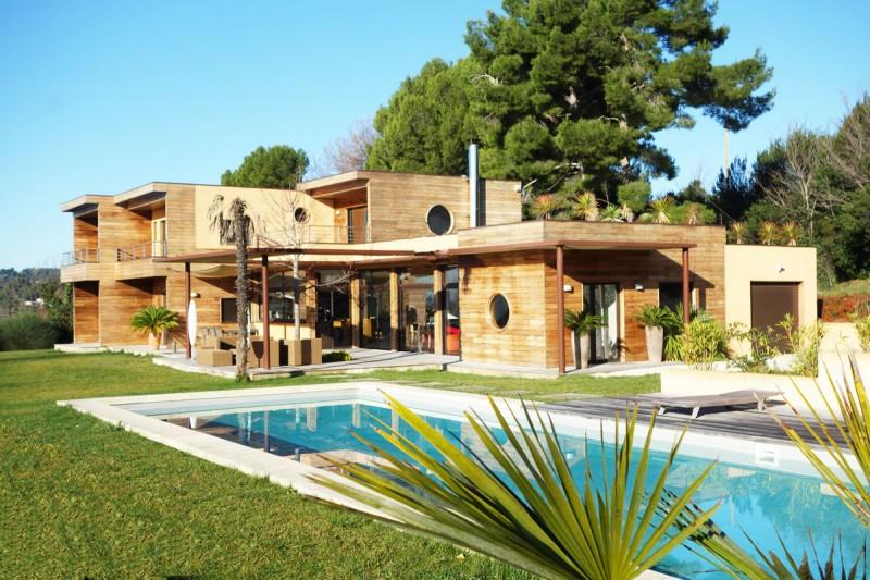 Maison Bois Aix En Provence - louer une maison en bois contemporaine pour photo et tournage Aix en Provence Lieux Lieuà louer